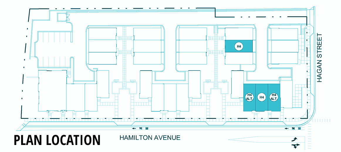 H4 MoMa location on FUSION property