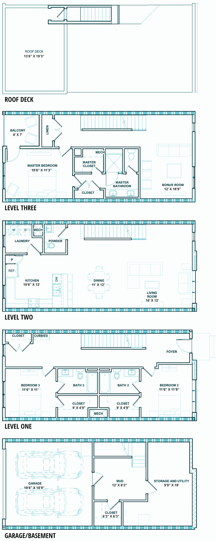 "Our ""Moma"" floorplan"